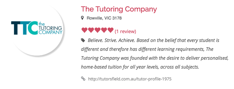 best tutor 12