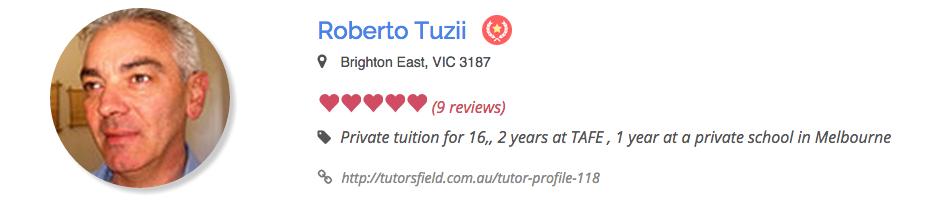 best tutor 20